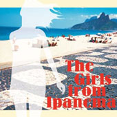 Various Artists: The  Girls from Ipanema [Universal]