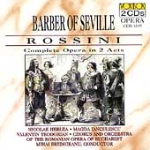 Rossini: The Barber of Seville / Brediceanu, Romanian Opera