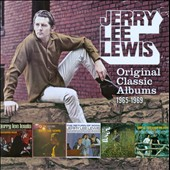 Jerry Lee Lewis: Original Classic Albums 1965-1969
