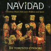 Navidad: Christmas Music from Latin America and Spain / Toronto Consort