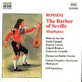 Rossini: The Barber of Seville (Highlights) / Humburg, et al