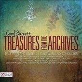 Carol Barnett (b.1949) :'Treasures from the Archives' - Choral Works / Jay Johnson, percussion; Christine Starr, pianos; Dale Warland Singers; National Lutheran Choir; Murray State University Concert Choir