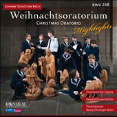 J.S. Bach: Christmas Oratorio (highlights) / Thomanerchor Leipzig; Gewandhausorchester. Biller