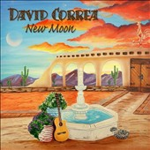 David Correa: New Moon [Digipak]