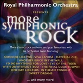 Matthew Freeman/Royal Philharmonic Orchestra: More Symphonic Rock