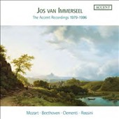 Jos van Immerseel: The Accent Recodrings, 1979-1986 - music of Mozart, Beethoven, Clementi & Rossini /