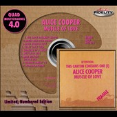 Alice Cooper: Muscle of Love [Slipcase]