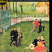 Awake, Sweet Love... / James Bowman, Miller, King's Consort