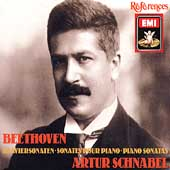 Beethoven: The 32 Piano Sonatas / Artur Schnabel