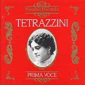 Prima Voce - Luisa Tetrazzini