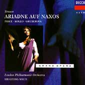 Strauss: Ariadne auf Naxos / Price, Kollo, Sir Georg Solti