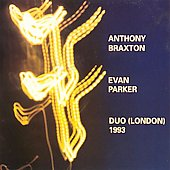 Anthony Braxton: Duo (London) 1993