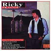 Ricky Skaggs: Crying My Heart Out Over You