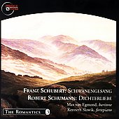The Romantics Vol 3 - Schubert, Schumann / van Egmond, et al
