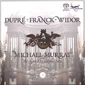 Dupr&eacute;, Franck, Widor / Michael Murray
