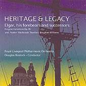 Heritage & Legacy / Bostock, Royal Liverpool PO