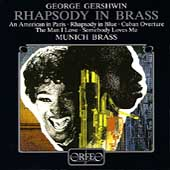 Rhapsody in Brass - George Gershwin / Munich Brass