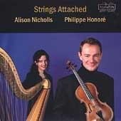 Strings Attached / Alison Nicholls, Philippe Honor&eacute;