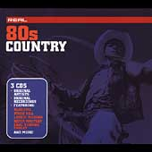 Various Artists: Real 80's: Country [Box]