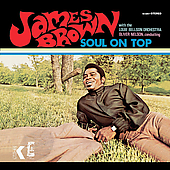 James Brown: Soul on Top