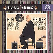 Hi-Fi Arthur Fiedler / Boston Pops