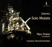 Zelenka: Motets / Potter, Capriccio Barockorchester