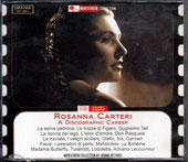 Opera Arias and excerpts from La Serva padrona; Nozze di Figaro; William Tell; Don Pasquale; La Traviata; Otello et al. / Rosanna Carteri, soprano