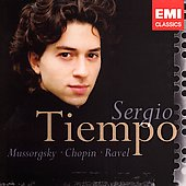 Mussorgsky: Piano Recital / Sergio Tiempo