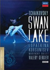 Tchaikovsky: Swan Lake / Gergiev/Orchestra Of The Mariinsky Theatre [DVD]