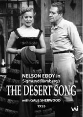 Romberg: The Desert Song / Sanford, Eddy, Sherwood [DVD]