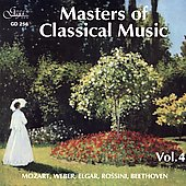 Masters of Classical Music Vol 4 - Mozart, Weber, et al