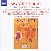 Various Artists: Spaghetti Rag: Rag Music with Mandolins