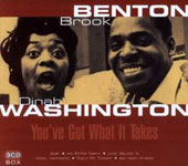Brook Benton: You've Got What It Takes