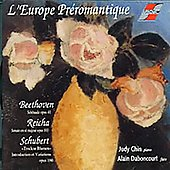 Pre-Romantic Europe - Beethoven, etc / Dabencourt