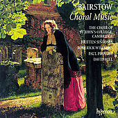 Bairstow: Choral Music / Hill, Williams, Provost, et al