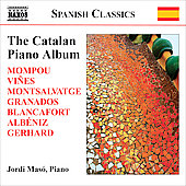 Spanish Classics - The Catalan Piano Album
