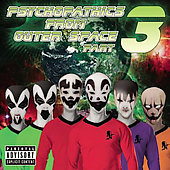 Various Artists: Psychopathics from Outer Space, Vol. 3 [PA]