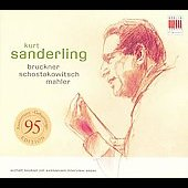 Kurt Sanderling - 95th Birthday Celebration - Bruckner, Shostakovich, Mahler