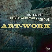 Hal Galper: Art-Work
