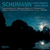 Schumann: Music for Cello and Piano / Isserlis, Várjon