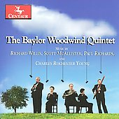 Willis, McAllister, Richards, Young / Baylor Woodwind Quintet