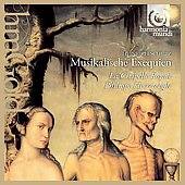 Sch&uuml;tz: Musikalische Exequien / Herreweghe, Chapelle Royale
