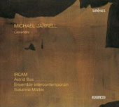 Jarrell: Cassandre / Mälkki, Bas, Ensemble InterContemporain, et al