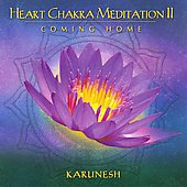 Karunesh: Heart Chakra Meditation, Vol. 2: Coming Home