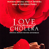Original Soundtrack: Love in the Time of Cholera [Original Motion Picture Soundtrack]