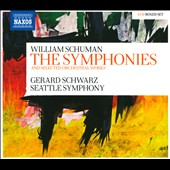 William Schuman: The Symphonies, etc. / Gerard Schwarz