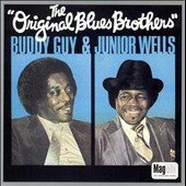 Junior Wells/Buddy Guy: The Original Blues Brothers Live