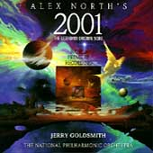 Jerry Goldsmith/National Philharmonic Orchestra: Alex North's 2001: The Legendary Original Score