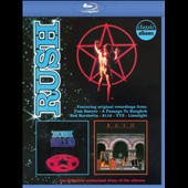 Rush: 2112/Moving Pictures