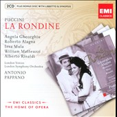 Puccini: La Rondine / Pappano, Alagna, Gheorghiu